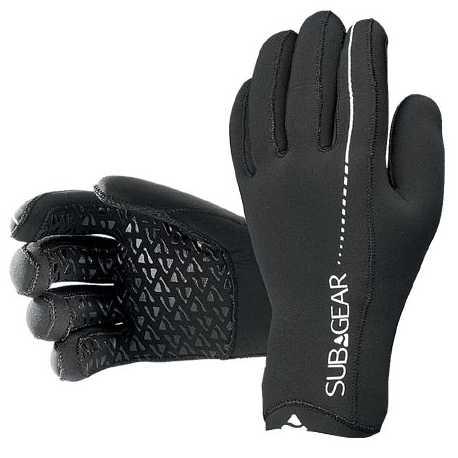 5 mm Stretch Handschoenen Subgear