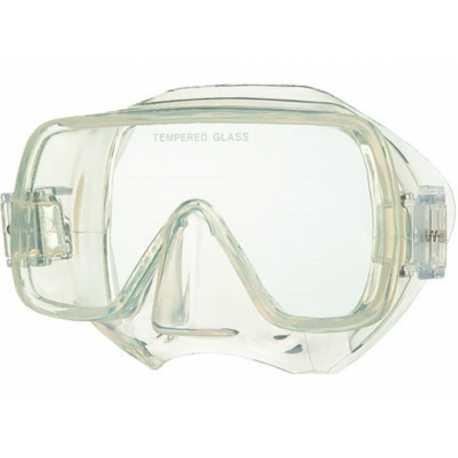 MS - 112 Frameless enkelglas masker problue