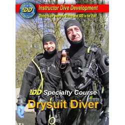 Specialty Drysuit Diver