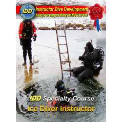 Instructor Specialty ICE Diver