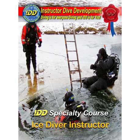 Specialty ICE Diver