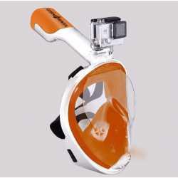Full Face Snorkel masker